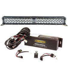 "Adventure Kings 24"" Laser Light Bar + Bar Wiring Harness"