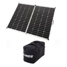Adventure Kings 250w Solar Panel + 40L Duffle Bag