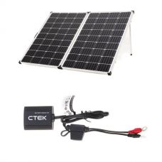 Adventure Kings 250w Solar Panel + CTEK Battery Sense