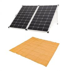 Adventure Kings 250w Solar Panel + Mesh Flooring 3m x 3m
