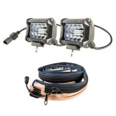 "Adventure Kings 4"" LED Light Bar + Adventure Kings LED Strip Light"