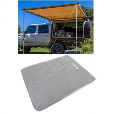 Adventure Kings Awning 2x3m + Adventure Kings Self Inflating 100mm Foam Mattress - Queen