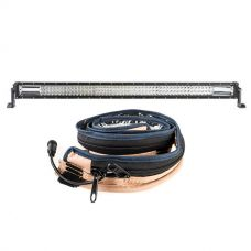 "Adventure Kings Domin8r 42"" LED Light Bar + LED Strip Light"