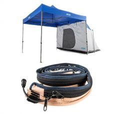 Adventure Kings Gazebo Hub + Adventure Kings LED Strip Light