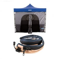 Adventure Kings Gazebo Tent + Adventure Kings LED Strip Light