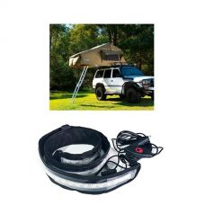 Adventure Kings Roof Top Tent + Illuminator MAX LED Strip Light