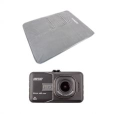Adventure Kings Self Inflating 100mm Foam Mattress - Queen + Adventure Kings Dash Camera