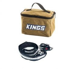 Adventure Kings Toiletry Canvas Bag + Illuminator MAX LED Strip Light