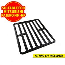 Adventure Kings Aluminium Platform Roof Rack Suitable for Mitsubishi Pajero NM-NP (2000-2006)