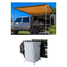 Adventure Kings Awning 2x3m + Instant Ensuite
