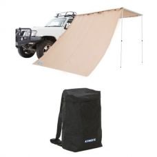 Adventure Kings Awning Side Wall + Adventure Kings Dirty Gear Bag