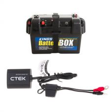 Adventure Kings Battery Box + CTEK Battery Sense