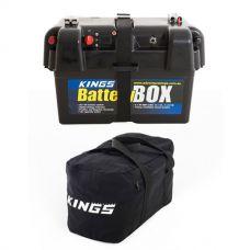 Adventure Kings Battery Box + Kings Heavy-Duty Duffle Bag