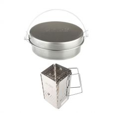 Bedourie Camp Oven + Adventure Kings Charcoal Starter