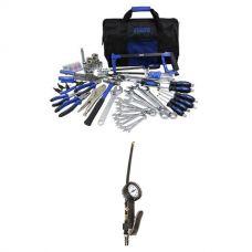 Adventure Kings Tool Kit - Ultimate Bush Mechanic + 3in1 Ultimate Air Tool