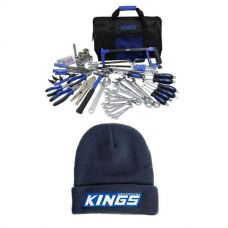 Adventure Kings Tool Kit - Ultimate Bush Mechanic + Camper's Beanie