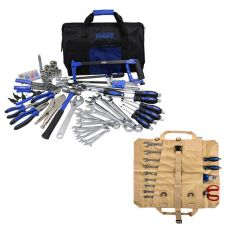 Adventure Kings Tool Kit - Ultimate Bush Mechanic + Premium Tool Roll