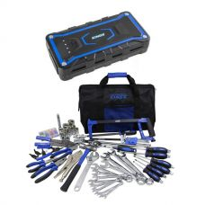Adventure Kings Jump Starter + Tool Kit - Ultimate Bush Mechanic
