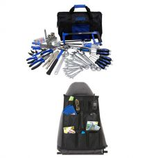 Adventure Kings Tool Kit - Ultimate Bush Mechanic + Car Seat Organiser