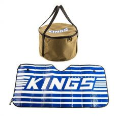 Adventure Kings Camp Oven Canvas Bag +  Sunshade