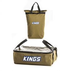 Adventure Kings Clear Top Canvas Bag + Doona/Pillow Canvas Bag