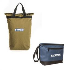 Doona/Pillow Canvas Bag + Cooler Bag
