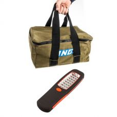 Adventure Kings Canvas Recovery Bag + Illuminator 24 LED Work Light