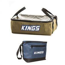 Adventure Kings Clear Top Canvas Bag + Adventure Kings Cooler Bag