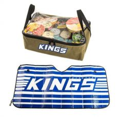 Adventure Kings Clear Top Canvas Bag +  Sunshade