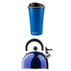 Kings 410ml Travel Mug + Camping Kettle