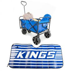 Adventure Kings Collapsible Cart + Sunshade