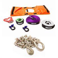 Hercules Essential Recovery Kit + Hercules 4WD Drag Chain
