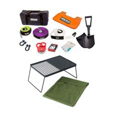 Hercules Complete Recovery Kit + Camp Fire BBQ Plate
