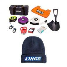 Hercules Complete Recovery Kit + Kings Camper's Beanie