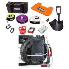 Hercules Complete Recovery Kit + Kings Premium 48L Dirty Gear Bag