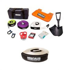 Hercules Complete Recovery Kit + Hercules 8,000kg Snatch Strap