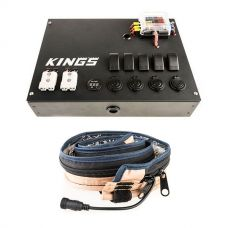 12V Control Box + Adventure Kings LED Strip Light