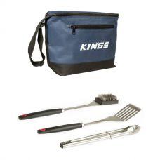 Adventure Kings BBQ Tool Set + Adventure Kings Cooler Bag