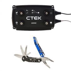 CTEK D250SE DC/DC 20A Dual Battery System + Kings 18-in-1 Multi-Tool