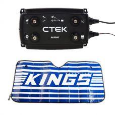 CTEK D250SE DC/DC 20A Dual Battery System + Sunshade