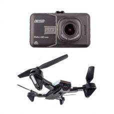 Adventure Kings Cyclone Drone + Dash Camera