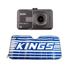 Adventure Kings Dash Camera + Sunshade