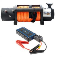 Domin8r X 12,000lb Winch with rope + Adventure Kings Jump Starter
