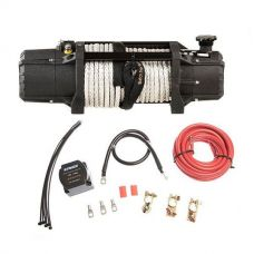 Domin8r Xtreme 12,000lb Winch + Dual Battery System