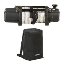 Domin8r Xtreme 12,000lb Winch + Dirty Gear Bag