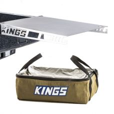 Adventure Kings Clear Top Canvas Bag + Drawer Table suitable for 900mm & 1300mm Titan Drawers