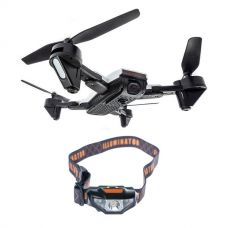 Adventure Kings Cyclone Drone + Kings LED Head Torch