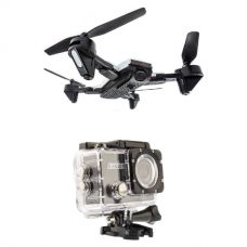 Adventure Kings Cyclone Drone + Adventure Kings Action Camera