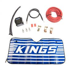 Adventure Kings Dual Battery System + Sunshade