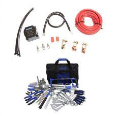 Adventure Kings Tool Kit - Ultimate Bush Mechanic + Dual Battery System